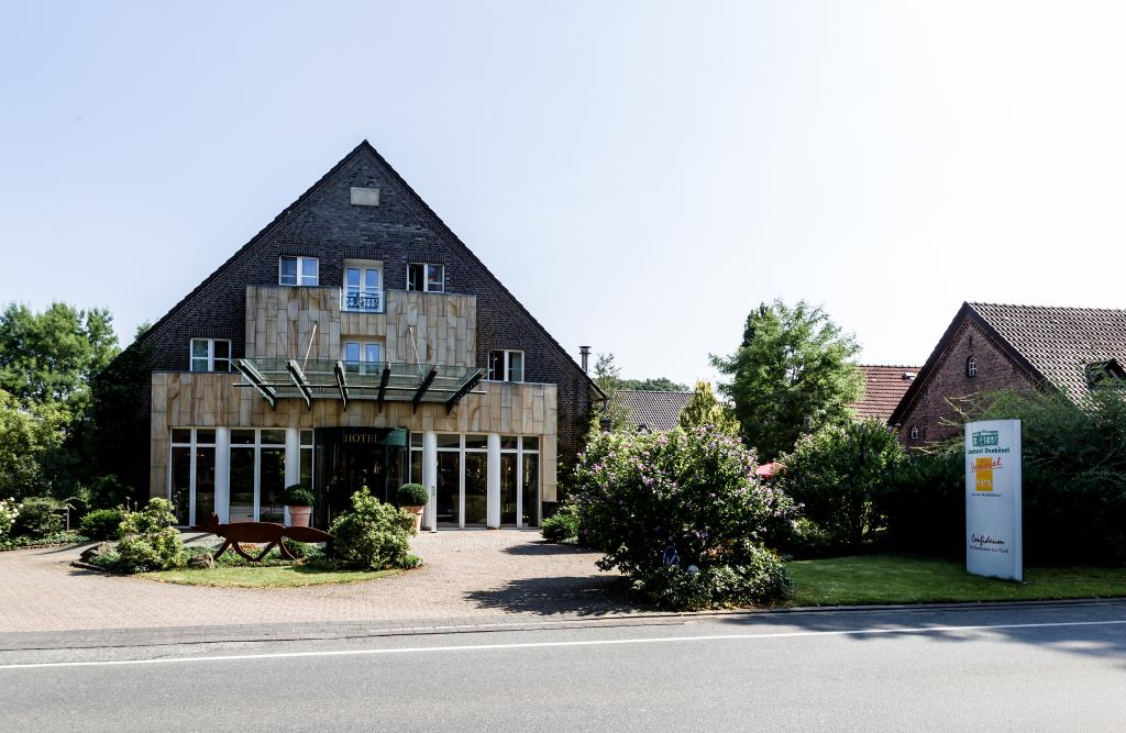 restaurant in schermbeck in nrw landhotel vosh vel. Black Bedroom Furniture Sets. Home Design Ideas