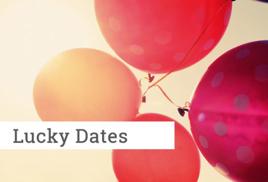 Lucky Dates